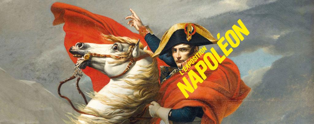 Napoléon l'exposition