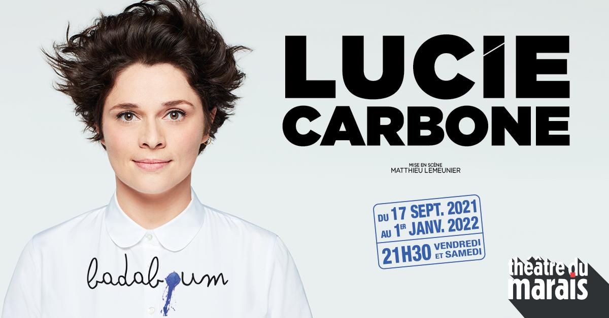 Lucie Carbone Badaboum